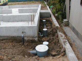 外部給排水工事